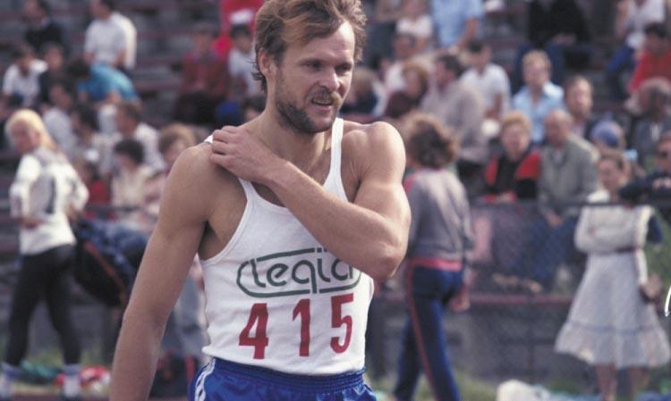 CZAS PIASTOWA marian woronin rekordzista sprinter 2