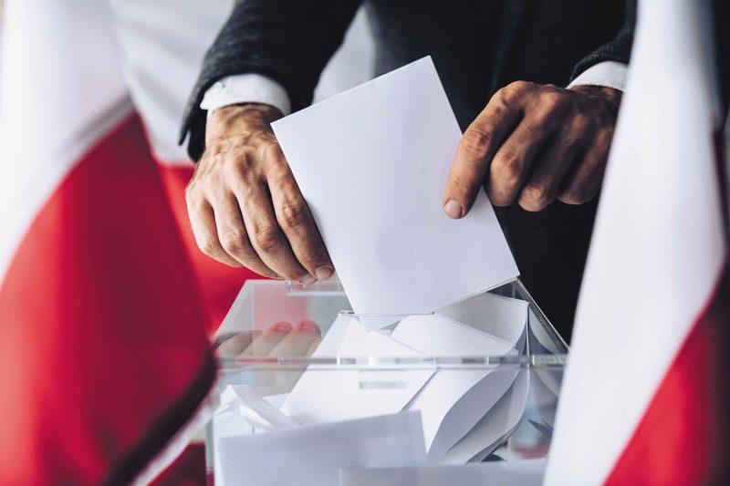CZAS PIASTOWA_piastow glosuje_czas wyborow parlamentarne